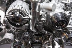 Motor de automóveis Imagem de Stock