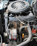 Motor de automóveis Foto de Stock Royalty Free