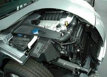 Motor de automóveis Fotografia de Stock
