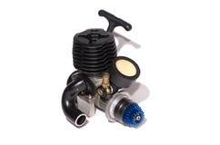 Motor de automóveis do rádio-controlo Imagens de Stock Royalty Free