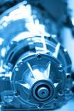 Motor de automóvil imagenes de archivo