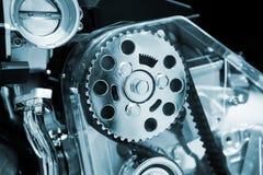 Motor de automóveis Fotos de Stock
