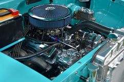 Motor de automóveis personalizado Imagens de Stock