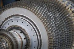 Motor de aviones 2698 Fotografía de archivo libre de regalías