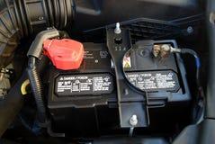 Motor de coche foto de archivo