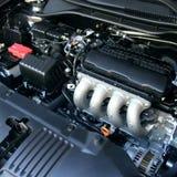 Motor de coche Imágenes de archivo libres de regalías