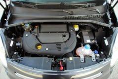 Motor de coche Fotografía de archivo libre de regalías