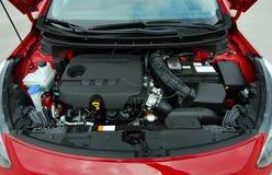 Motor de coche Fotos de archivo
