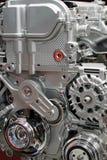 Motor de coche. Imagen de archivo libre de regalías