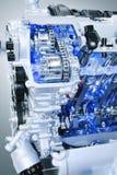 Motor de coche Imagen de archivo libre de regalías