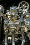 Motor de coche clásico Imagen de archivo libre de regalías