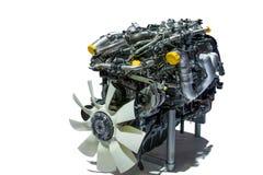 Motor de coche de 50 Belces fotografía de archivo libre de regalías