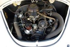 Motor de coche de la vendimia Imagen de archivo libre de regalías