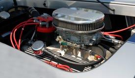 Motor de coche modificado para requisitos particulares Imagen de archivo