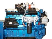 Motor de diesel Fotografia de Stock Royalty Free