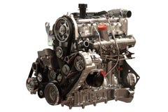 Motor de gasolina Foto de archivo libre de regalías