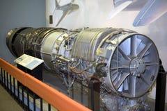 Motor de General Electric J79 Imagen de archivo