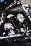 Motor de Harley Foto de Stock Royalty Free