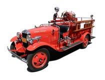 Motor de incêndio do vintage Foto de Stock