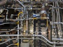 Motor de jato Imagens de Stock