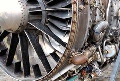 Motor de jato Imagem de Stock