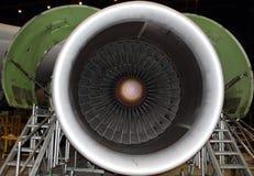 Motor de jato Foto de Stock