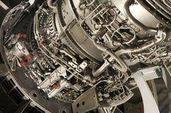 Motor de jato Foto de Stock Royalty Free