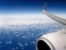 Motor de jet. imágenes de archivo libres de regalías