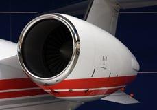 Motor de jet Foto de archivo libre de regalías