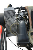 Motor de Kart fotografia de stock royalty free