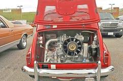 Motor de la aduana de Fiat Fotografía de archivo