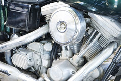 Motor de la bici del interruptor Imágenes de archivo libres de regalías