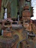 Motor de la nave Fotografía de archivo