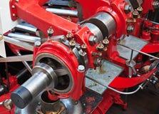 Motor de la nave Fotos de archivo libres de regalías