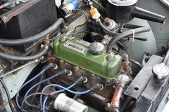 Motor 1961 de Morris Minor 1000 Imagens de Stock
