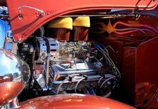 Motor de Rod quente fotografia de stock