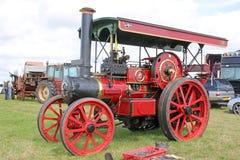 Motor de tração do vapor Imagens de Stock Royalty Free