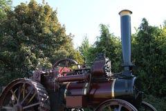 Motor de tracción. Foto de archivo