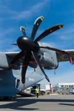 Motor de turboélice Europrop TP400-D6 Fotos de Stock