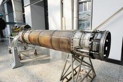 Motor de turborreactor chino WP-6 Fotos de archivo libres de regalías