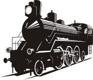Motor de vapor ilustração royalty free