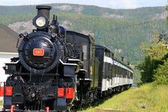 Motor de vapor antigo Foto de Stock