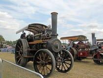 Motor de vapor de la vendimia Imagenes de archivo