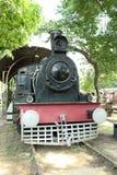 Motor de vapor del vintage Fotografía de archivo libre de regalías