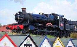 Motor de vapor do solar 7827 de Lydham Imagens de Stock Royalty Free
