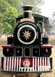 Motor de vapor do trilho Foto de Stock Royalty Free