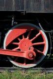 Motor de vapor velho Fotografia de Stock Royalty Free
