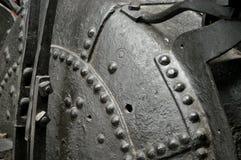 Motor de vapor viejo Imagen de archivo libre de regalías