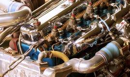 Motor del barco Foto de archivo