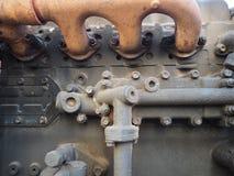 Motor del carro Imagenes de archivo